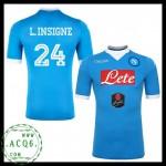 Atacadista Camisa Futebol Insigne Napoli Masculina 2015/2016 I On-Line