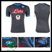 Camisa De Futebol Napoli 2015/2016 Ii Masculina