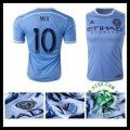 Camisetas New York City Fc (10 Mix) 2015/2016 I Masculina