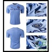 Local Camisas De Futebol New York City Fc Masculina 2016/2017 I Loja On-Line