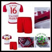 Camisa Du Futebol New York Vermelho Bulls (16 Kljestan) 2015-2016 I Infantil