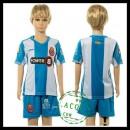 Espanyol Camisetas 2015 2016 I Infantil