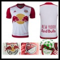 Camisas Du Futebol New York Vermelho Bulls 2015 2016 I Masculina