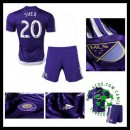 Camisa De Futebol Orlando City (20 Shea) 2015-2016 I Infantil
