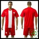 Novo Camisa Du Futebol Polônia Masculina Euro 2016/2017 Ii Loja On-Line