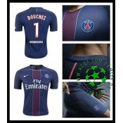 Camisa Futebol Paris Saint Germain Douchez 2016/2017 I Masculina