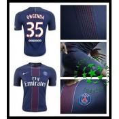 Camisas Futebol Paris Saint Germain Ongenda 2016/2017 I Masculina