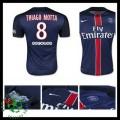 Camisas Futebol Paris Saint Germain Thiago Motta 2015-2016 I Masculina