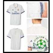 Camisa Futebol Real Madrid 2016/2017 I Masculina