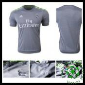 Camisa Futebol Real Madrid 2015-2016 Ii Masculina