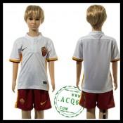 As Roma Uniformes Futebol 2015 2016 Ii Infantil
