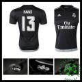 Camisas Futebol Real Madrid (13 Navas) 2015/2016 I Goleiro