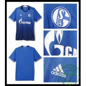 A Partir De Venda Camisa Futebol Schalke 04 Masculina 2016 2017 I Loja On-Line