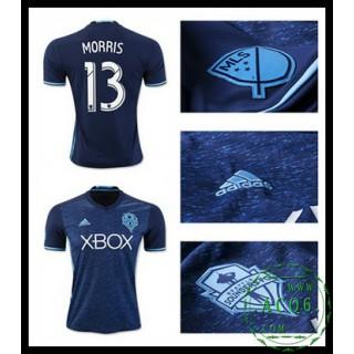 Loja Camisas Morris Seattle Sounders Masculina 2016/2017 Iii Mais Barato Online