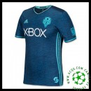 Promo Camisas Seattle Sounders Masculina 2016 2017 Iii Online Store