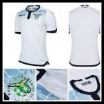 Camisas De Futebol Ss Lazio 2015/2016 Iii Masculina