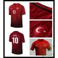 Compra Camisa Futebol Arda Turquia Masculina Euro 2016/2017 I Loja On-Line