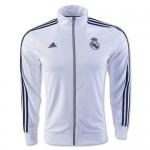 Real Madrid 3 Stripe Track Top