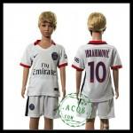 Psg Camisa Futebol Ibrahimovic 2015-2016 Ii Infantil