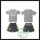 Real Madrid Camisas De Futebol 2015-2016 Ii Infantil