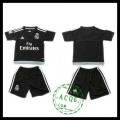 Real Madrid Camisas Futebol Goleiro 2015-2016 I Infantil