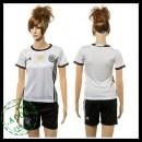 Alemanha Camisa De Futebol 2015/2016 I Feminina