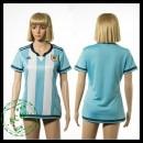 Argentina Camisa Futebol 2015/2016 I Feminina