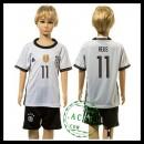 Alemanha Camisetas Reus Euro 2016 I Infantil