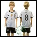 Alemanha Camisas Ozil Euro 2016 I Infantil