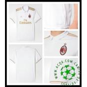 Uniformes Futebol Ac Milan 2016 2017 Ii Masculina
