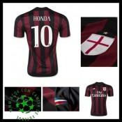 Camisas Ac Milan (10 Honda) 2015/2016 I Masculina