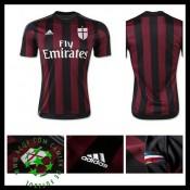 Camisa De Futebol Ac Milan 2015/2016 I Masculina