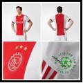Uniforme De Futebol Ajax 2015 2016 I Masculina