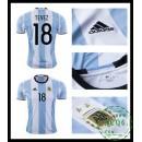 Questão Camisa Tevez Argentina Masculina 2016-2017 I Mais Barato Online