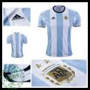 Camisa De Futebol Argentina 2016-2017 I Masculina