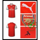 Camisas Futebol Arsenal 2016-2017 I Masculina