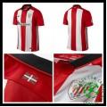 Camisas De Futebol Athletic Bilbao 2015-2016 I Masculina