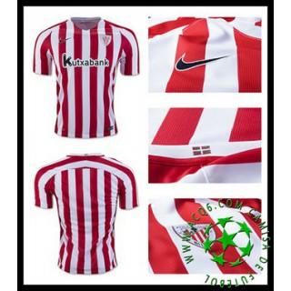 Uniforme Futebol Athletic Bilbao 2016/2017 I Masculina