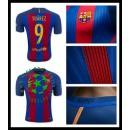 Para Quadro Uniformes Futebol Suarez Barcelona Masculina 2016-2017 I Mais Barato Online