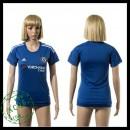 Chelsea Uniforme De Futebol 2015/2016 I Feminina