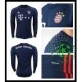 Camisas Futebol Bayern Munich Manga Longa 2016/2017 I Goleiro
