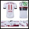 Camisas Bayern München (11 Costa) 2015-2016 Ii Masculina