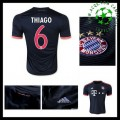Camisas Futebol Bayern München (6 Thiago) 2015/2016 Iii Masculina