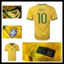 Camisa Brasil (10 Pele) 2015 2016 I Masculina