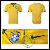 Uniformes De Futebol Brasil 2015 2016 I Masculina