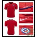 Loja Camisa Futebol Chile Masculina 2016/2017 I On-Line