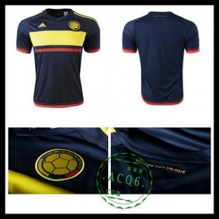 Camisas Futebol Colômbia 2015-2016 Ii Masculina