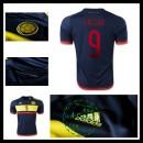 Camisa Colômbia (9 Falcao) 2015 2016 Ii Masculina
