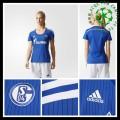 Camisa Du Futebol Schalke 04 2015 2016 I Feminina