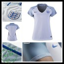 Camisa Inglaterra Euro 2016/2017 I Feminina